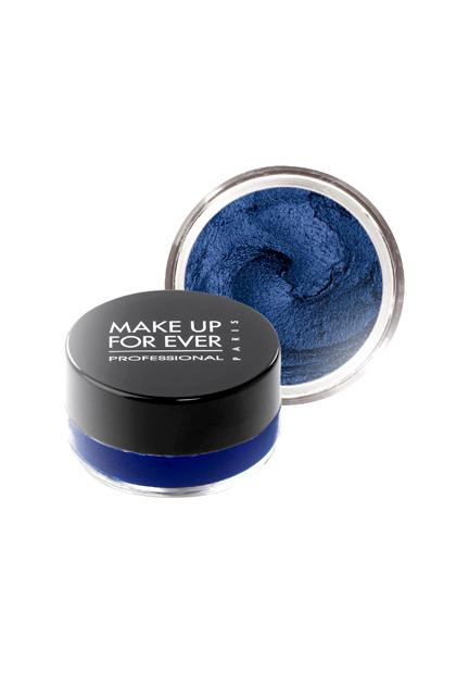 Make Up For Ever Aqua Cream in Intense Blue, $23