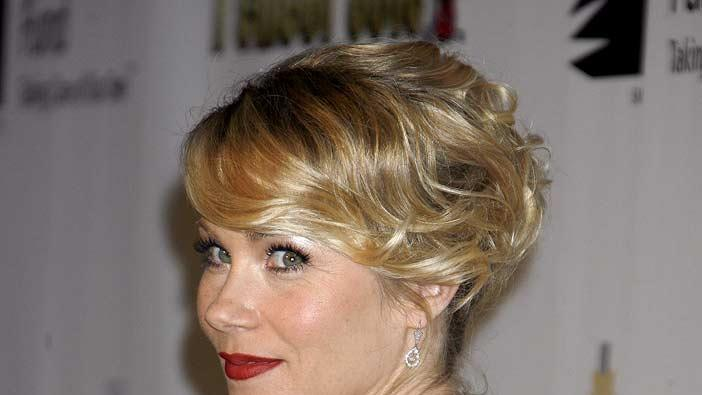 "Christina Applegate at the ""A Fine Romance"" Gala Benefiting the Motion Picture & Television Fund."