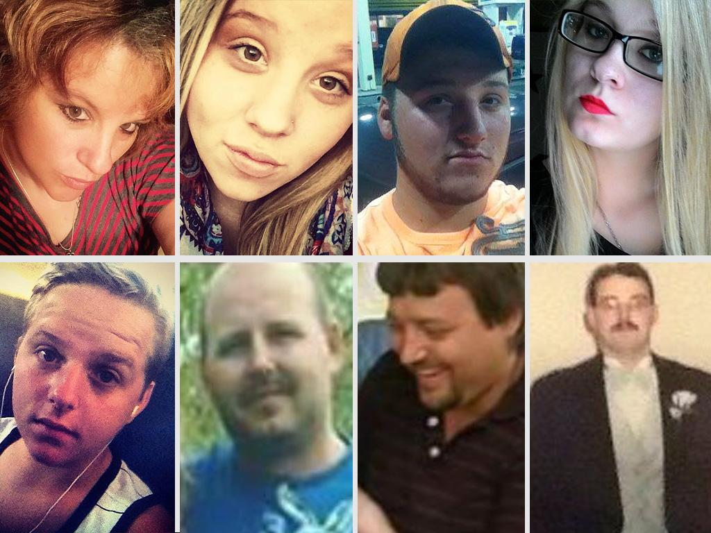 Ohio Massacre: 20-Year-Old Mother Hannah Gilley Laid to Rest as Friends Dispute Drug Rumors Surrounding Family