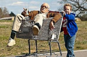 'Bad Grandpa' Edges 'Free Birds,' 'Last Vegas' for No. 2 at Weekend Box Office