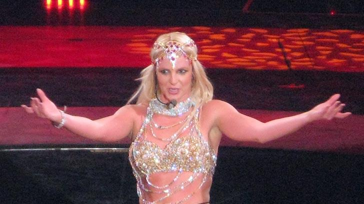 Spears Britney London Cncrt