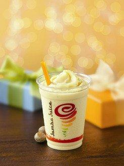 Jamba Juice Celebrates The Holiday Season With The Return Of Eggnog Jubilee And A Special Gift Card Promotion*