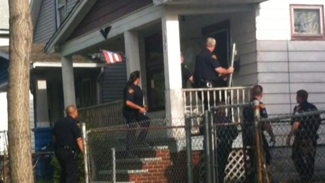Video shows police storming Ariel Castro's house