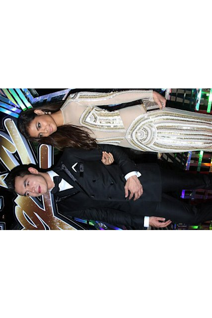 Jake Cuenca and Lovi Poe