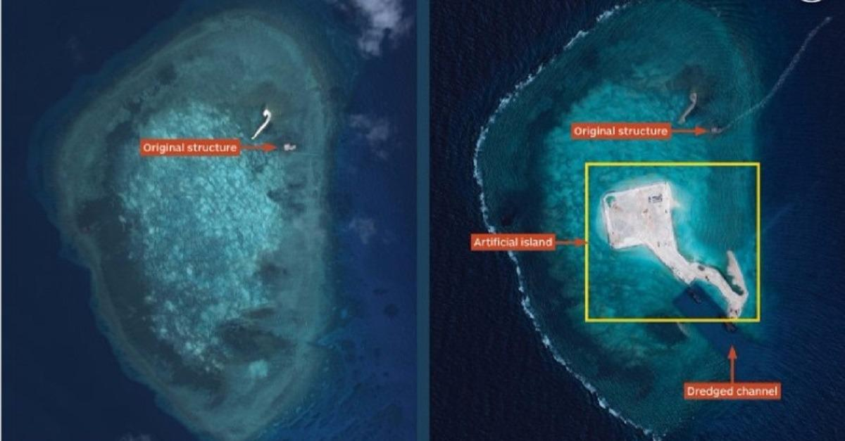 Why is China Building Islands Near Japan?