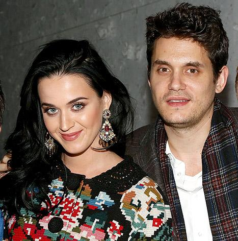 "John Mayer on Dating Katy Perry: ""I'm Quite Happy"""