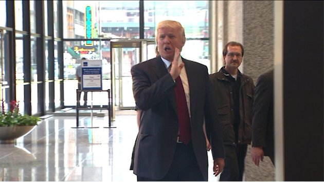 Jury begins deliberating in Trump Tower trial