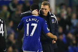Cahill: Moyes the right choice for Manchester United