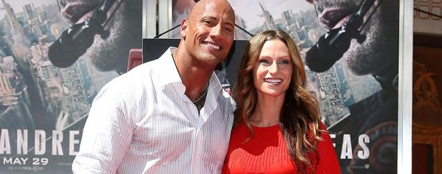 The Rock opens up about longtime girlfriend