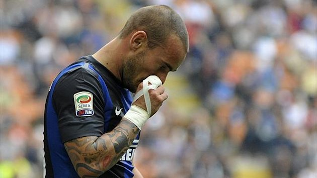 Wesley Sneijder (Reuters