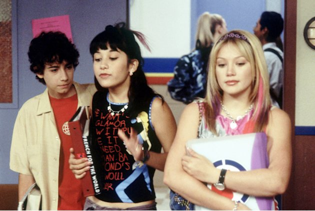 Lizzie, Miranda and Gordo