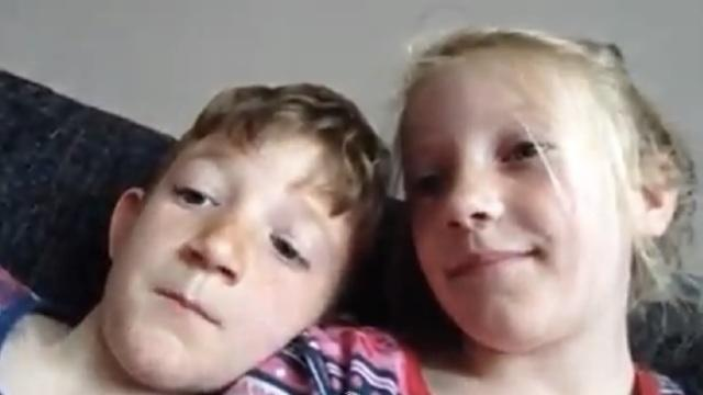 Cute British Kids Have a 'Mean' Misunderstanding...and It's Adorable!
