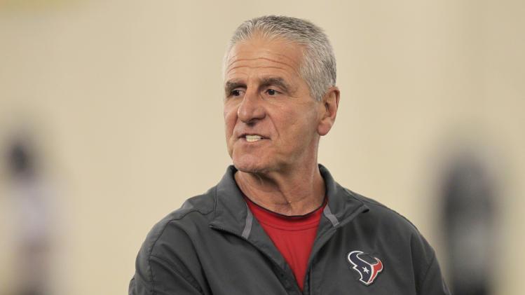 NFL: Houston Texans-Rookie Minicamp