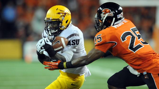 Arizona State v Oregon State
