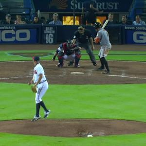 Pierzynski frames pitch in dirt