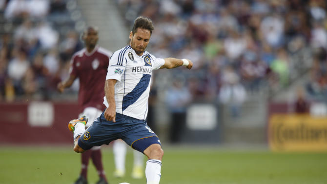 Los Angeles Galaxy v Colorado Rapids