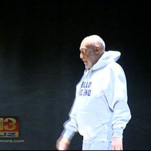 Bill Cosby Performs In Baltimore, Protestors Not Far Behind