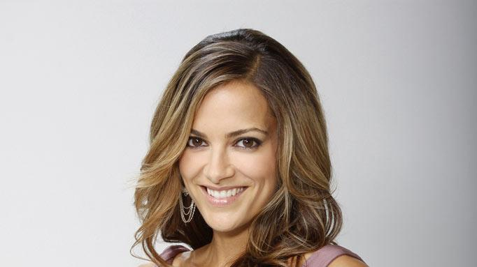 "Rebecca Budig stars as Greenlee on ""All My Children."""