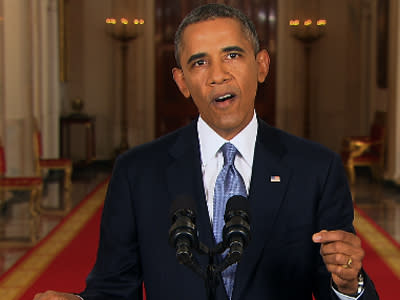 Mideast Reax to Pres. Obama's Speech on Syria