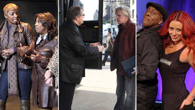 NeNe Leakes vs. Star Jones, Meat Loaf vs. Gary Busey , and Arsenio Hall vs. Aubrey O'Day
