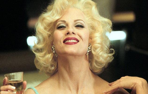 Actresses that played Marilyn Monroe in movies