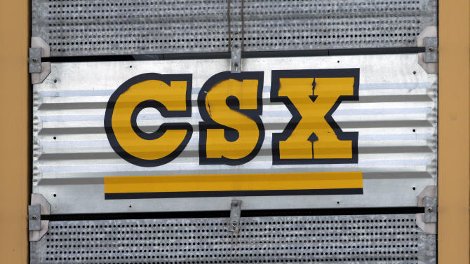 CSX predicts relatively flat earnings this year