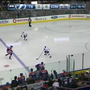 Tampa Bay Lightning at Edmonton Oilers - 10/20/2014
