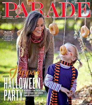 Pippa Middleton Recalls Halloween Memories With Sister Kate Middleton