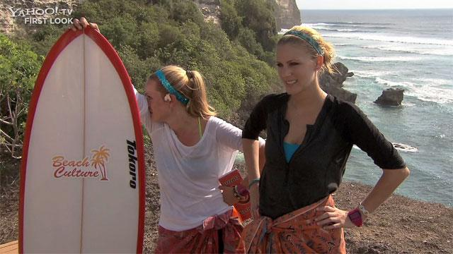 'Amazing Race' Exclusive: 'Can I Cry For a Second?'