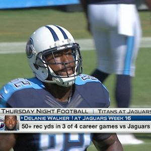 'NFL Fantasy Live': Tennessee Titans TNF preview