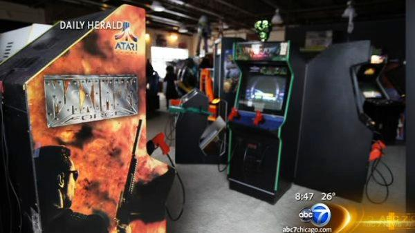 Daily Herald: Arcade Removes Violent Video Games