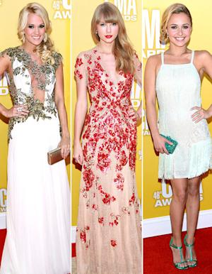 2012 CMA Awards: What the Stars Wore!
