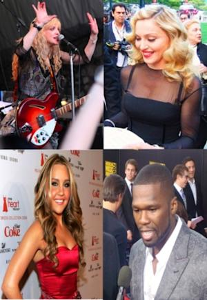 Celebrity Twitter Scandals and Battles: From Courtney Love to Amanda Bynes