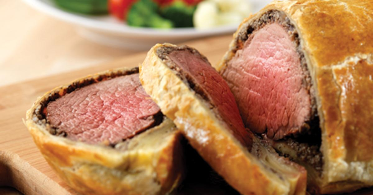 Delicious Beef Wellington Recipe