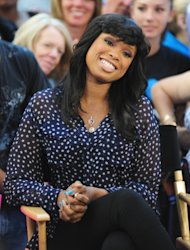 Jennifer Hudson visits 'Good Morning America' in New York City, on June 27, 2012 -- Getty Images