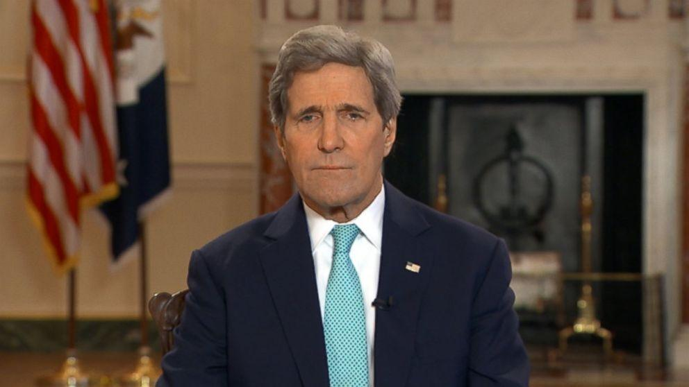 John Kerry Stands by Claim Americans Face 'Less' Daily Threat