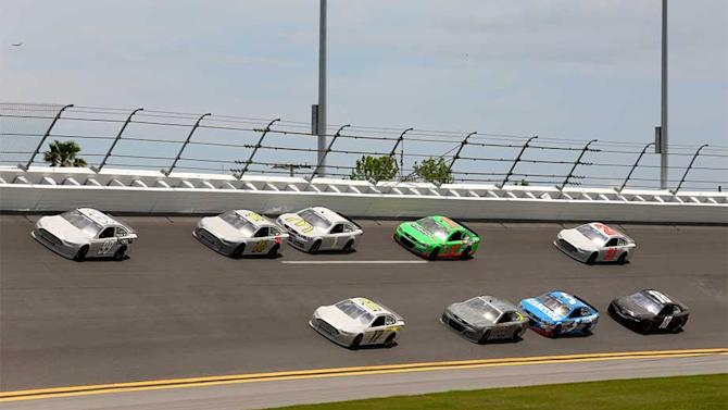 Danica looks to track time for better results