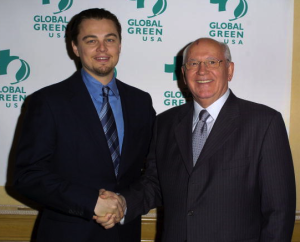 Leonardo DiCaprio & Tom Hanks To Produce HBO Movie About Mikhail Gorbachev