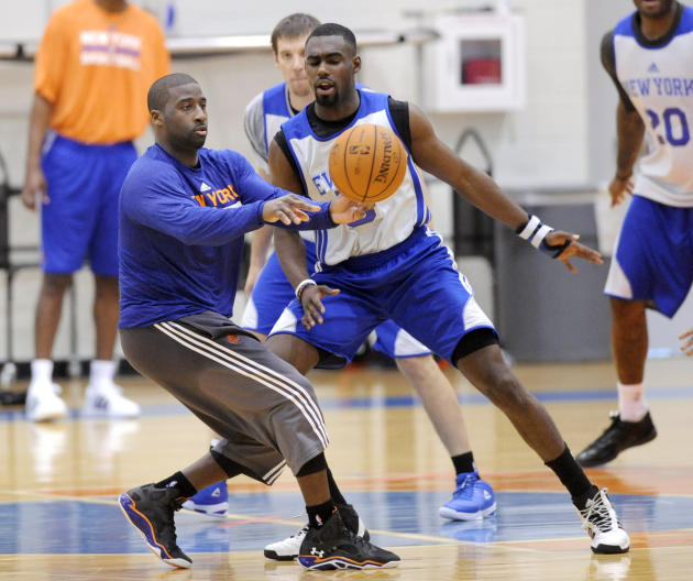 Knicks Camp Basketball