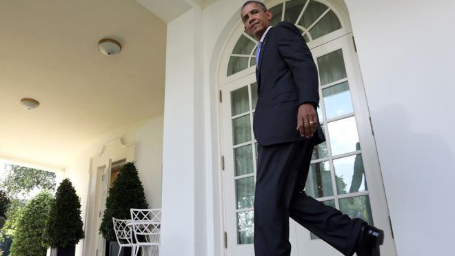 Obama's been seen by some as stepping over the stickier situations.