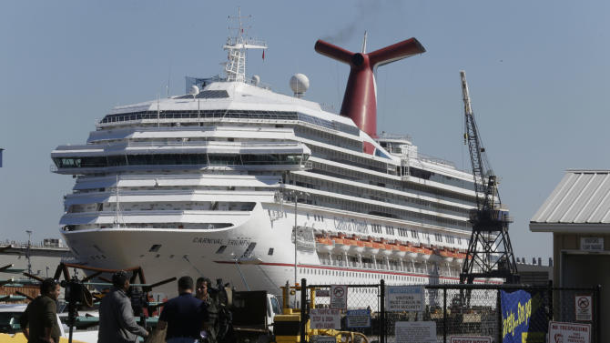 Cruise passengers became comrades on trip home