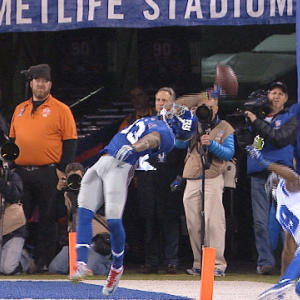 New York Giants wide reciever Odell Beckham secrets for success