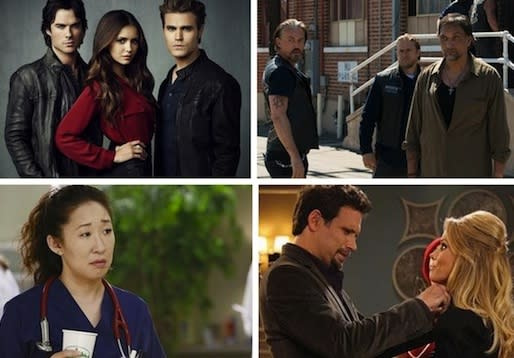 TVLine Mixtape: Your Favorite Songs from Grey's Anatomy, Good Wife, Vampire Diaries and More