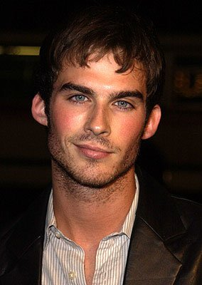 Ian Somerhalder at the Hollywood premiere of Life as a House