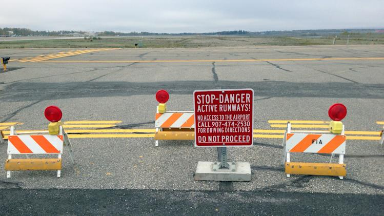 Apple app directs drivers to Alaska airport runway