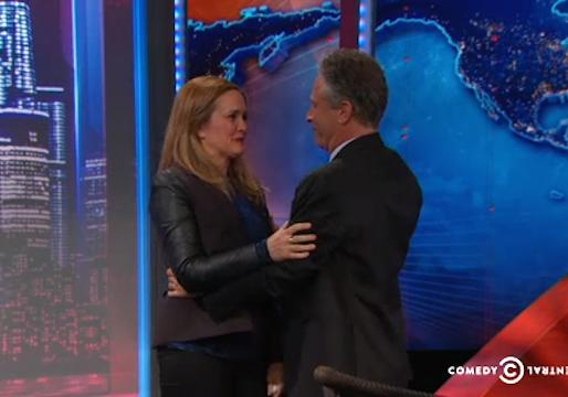 Samantha Bee's Daily Show Exit —One Big Hug (and a Hilarious Highlight Reel)