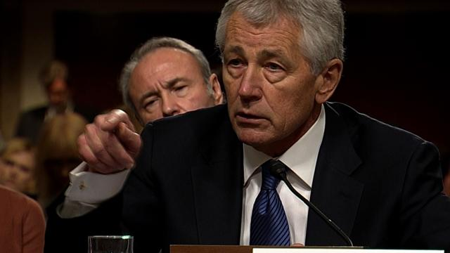 "Hagel: ""I regret"" terminology in criticism of ""Jewish lobby"""