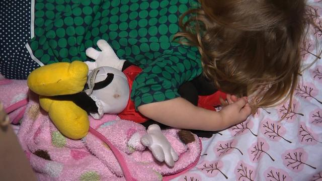 Set bedtimes may boost kids' behavior