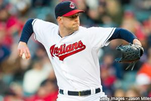 Kluber Flirts with Greatness