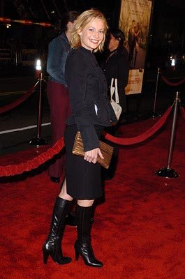 Samantha Mathis at the LA premiere of Universal's Along Came Polly
